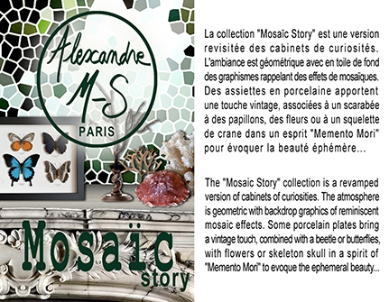 alexandre m-s,coussins,mosaïc
